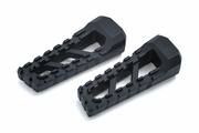 Riot Footpegs- Black