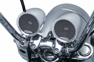 Road Thunder Speaker Pods and Bluetooth Audio Controller