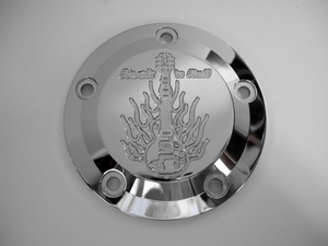 Rock-n-Roll 5 Hole Point Cover