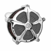 RSD Venturi Air Cleaner - Chrome