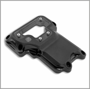 RSD Clarity 6 Speed Transmission Top Cover - Black Ops