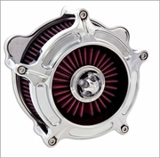 RSD Turbine Air Cleaner - Chrome