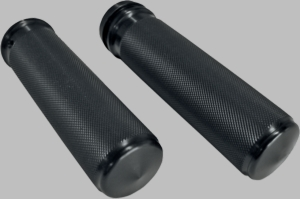 Sensor-Type Knurled Black Anodized