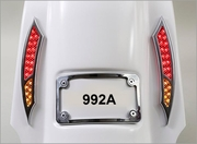 Series 992 Tail Lights with Amber