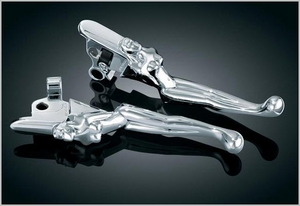 Silhouette Levers