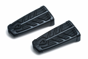 Spear Footpegs- Black