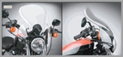 Stinger™Quick Release Fairings for X Models