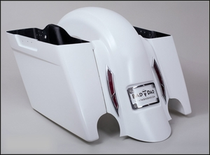 Summit Fender with Surface Lights & Bag Kit