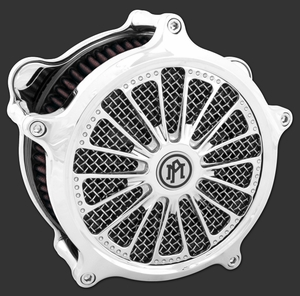 DOMINO Chrome Air Cleaner
