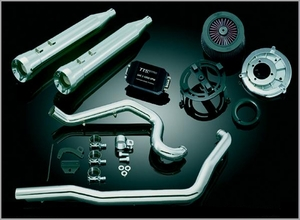 The Perfect Storm Kit with Street Sleeper Air Cleaner & Tuner