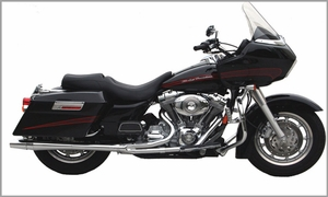 ThunderHeaders 2 Into 1 for Touring Models 2010 - Present