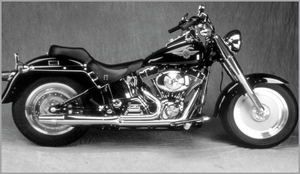 ThunderHeaders for Softail Models 2000 - 2006