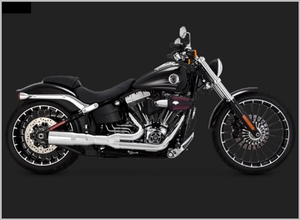 Vance & Hines Hi-Output 2 Into 1 Short for Breakout Models