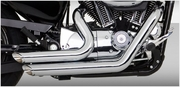 Vance & Hines Shortshots Staggered for XL