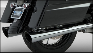 Vance & Hines Tapered Slash-Cut Slip-ons