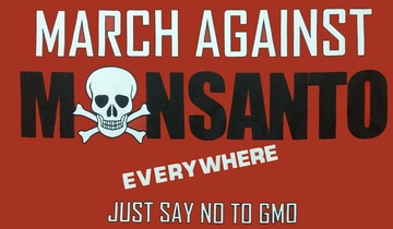 Activist Special! March Against Monsanto T-Shirt