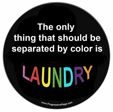Black Lives Matter Laundry Button