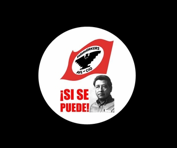 Cesar Chávez Button