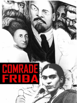 Comrade Frida T-shirt