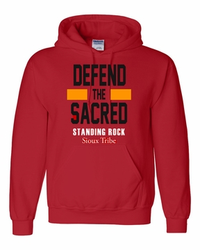 Defend the Sacred Hoody