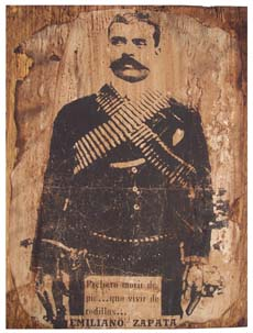 EMILIANO ZAPATA PREFIERO MORIR ON WOODBACK