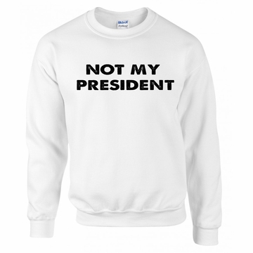 F*ck Trump! Keep America Great! Sweatshirt