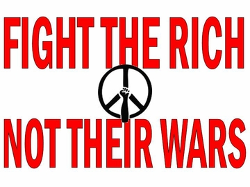 Fight the Rich T-Shirt