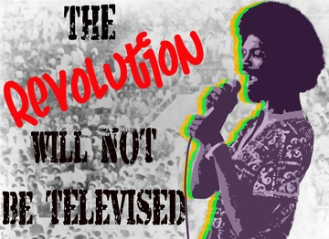 Gil Scott-Heron T-Shirt REVOLUTION