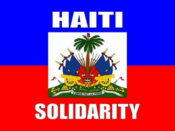 Haiti Solidarity T-Shirt