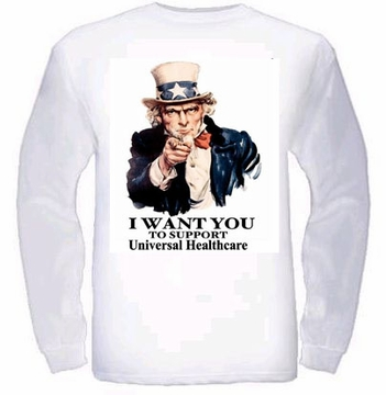 Health Care Long Sleeve Shirts