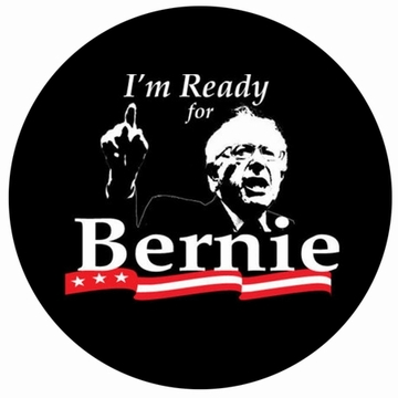 I'm Ready For Bernie Button