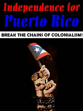 Independance for Puerto Rico T-Shirt