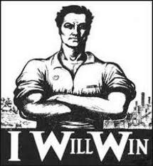 IWW I Will Win Poster