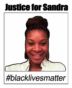 Justice For Sandra Bland - Black Lives Matter T-Shirt