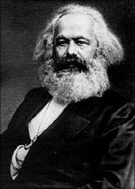 Karl Marx Photo Poster