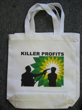Killer Profits Tote Bag