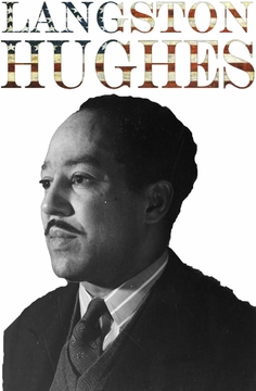 "Langston Hughes Poster 11"" x 17"""