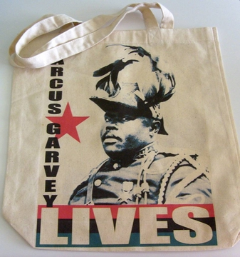 Marcus Garvey Reusable Shopping Bag