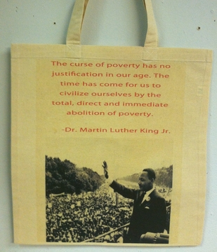 Martin Luther King: Immediate Abolition of Poverty