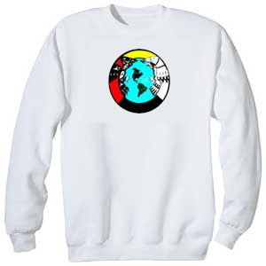 Native Heroes Sweat Shirts