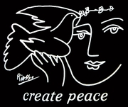 Pablo Picasso Create Peace T Shirt