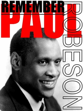 Paul Robeson T-Shirt