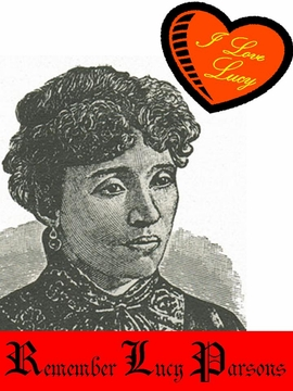 Remember Lucy Parsons T-shirt
