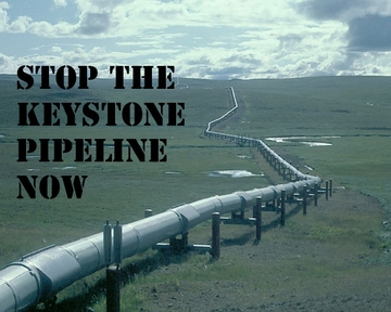 Stop the Keystone Pipeline