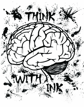 Think with Ink