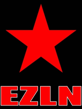Zapatista Red Star Womens Tank Top