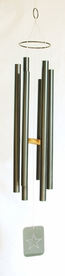 "1 1/2""Large Aluminum Wind Chime  (#91533)"