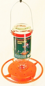 8 oz Natures Best Hummer Feeder 8HBF (#50232)