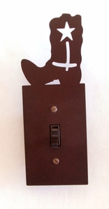 Boot Switchplate (#93019)