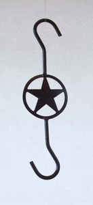 "Concho Hook Short 8"" (#50750)"